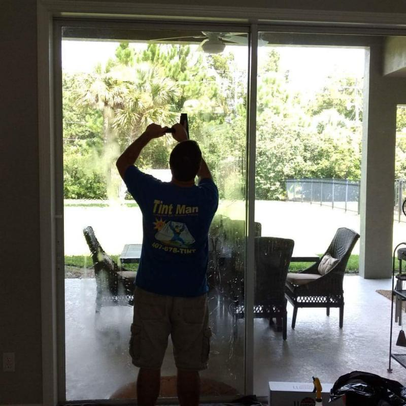 Tint Man Residential Commercial Window Tinting Longwood Lake Mary Sanford FL