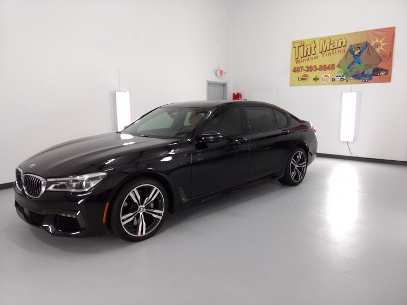 Tint Man Window Tinting Winter Park FL FormulaOne Dealer BMW