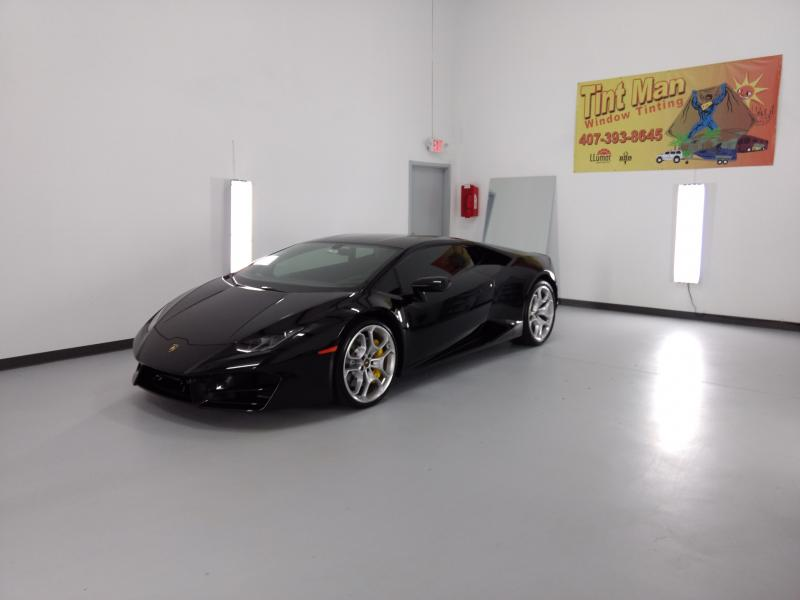 FormulaOne Stratos Window Tinting Tint Man Winter Park Orlando FL